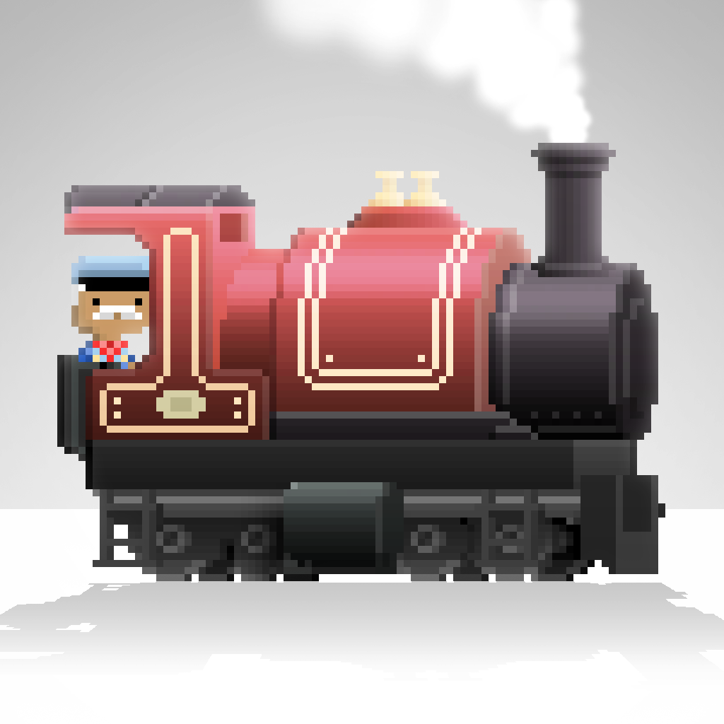 Pocket Trains - Free Railroad Empire Building iOS